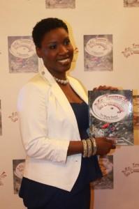 Marie Barret, author of children's book on Superstorm Sandy