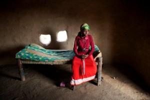 The Invisible Women of Yemen/Photo: Abbie Trayler-Smith/Panos