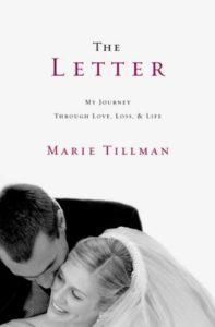 "Marie Tillman's book, ""The Letter"""