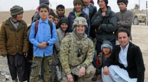 Single Mom Kimberly Bratic Fought in Afghanistan/CNN.com