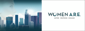 Women A.R.E. logo