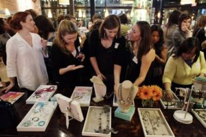 Stella & Dot trunk show/SF Chronicle