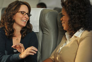 Tina Fey and Oprah on 30 Rock/NBC Photo