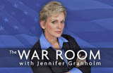 Jennifer Granholm, former Governor of Michigan and Host of The War Room on Current TV