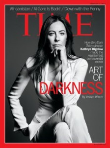Kathryn Bigelow on Cover of TIME