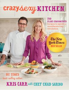Kris Carr's Crazy Sexy Kitchen book