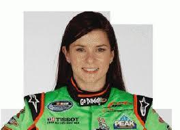 Danica Patrick, racecar driver