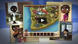 """Half the Sky"" Game Video Trailer screenshot"