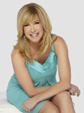 "Leeza Gibbons, TV Personality and author of ""Take 2--Your Guide to Happy Endings and New Beginnings."""