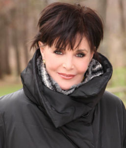 Linda Dano, television actress and QVC home designer
