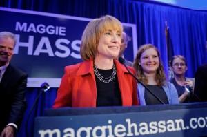 Maggie Hassan, Gov. of New Hampshire
