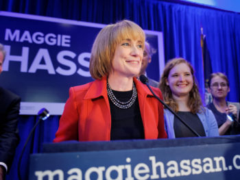 Maggie Hassan, Gov. of New Hampshire
