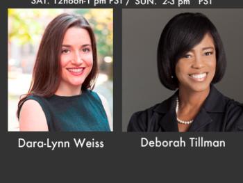 TWE Radio Encore Show with Dara-Lynn Weiss and SuperNanny Deborah Tillman