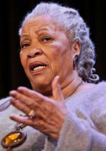 Toni Morrison Talks to Google