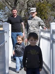 Janice Burton for U. S. Army--Breadwinners/USA Today