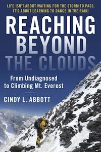 Reaching the Beyond book by Cindy Abbott