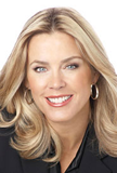"Deborah Norville,TV personality and host of ""Inside Edition"""