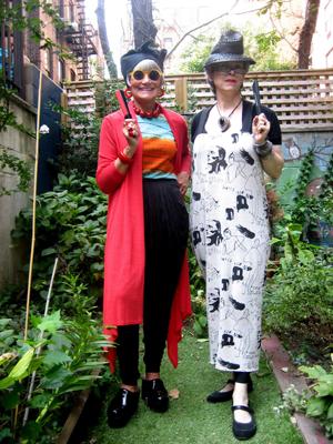 Idiosyncratic Fashionistas/NY
