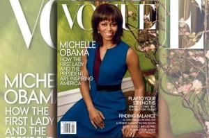 Michelle Obama Vogue Cover