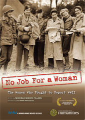 No Job for a Women documentary