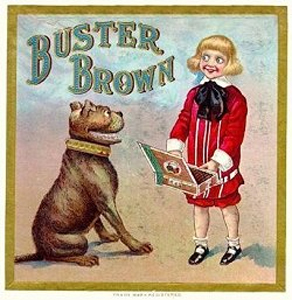 Mary Jane and Buster Brown