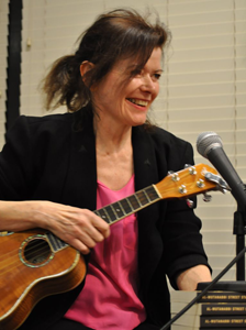 Sylvie Simmons, writer and singer/Book Passage