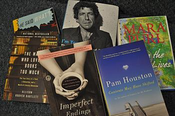 Six Women Voices books/Book Passage