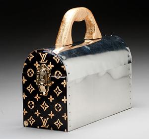 Charlotte Kruk's Louis Vuitton Lunch Pail
