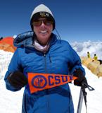Cindy Abbott at Camp 3 | For TWE Radio