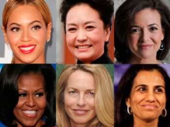 Forbes Most Powerful Women 2013