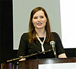 Geena Davis, founder of the Geena Davis Institute on Gender in Media