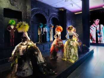 Punk Couture at the MET