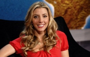 Spanx entrepreneur Sara Blakely/Photo: AD Go