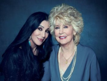 Cher and her mom, Georgia Holt