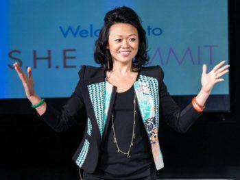 Claudia Chan, entrepreneur/Photo: Mat Szwajkos/SwigSocial