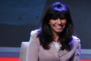 Wajeha H. Al-Huwaider, Saudi Arabian activist/Photo: Marc Bryan-Brown