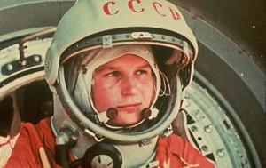 Valentina Tereshkova, first woman in space/NASA