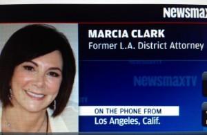 Marcia Clark on Newsmax on Zimmerman case
