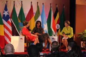 Bush Institute Summit in Tanzania/Daily Beast