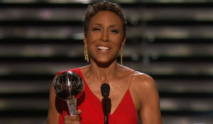 Robin Roberts Accepts Arthur Ashe ESPY Award/ESPN Video 7/18/13