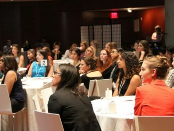 Women in the World Next Generation Leadership Academy/Photo: Josette Persson/DB