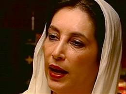 Benazir Bhutto, 2007/NBC News