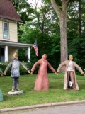 PHOTO OF THE WEEK: United We Stand Sculptures by Kirsten Engstrom