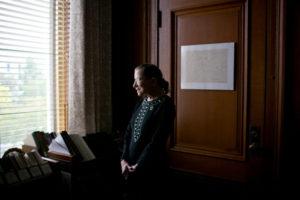 Ruth Bader Ginsburg, Aug. 13