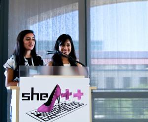 She++'s Ellora Israni and Ayna Agarwal
