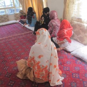 Afghan Women Gain Rights But//Washington Post
