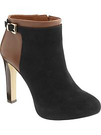 Fall's Top Shoe Trends, Banana Republic Trinna Bootie