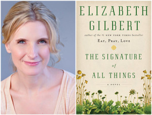 Elizabeth Gilbert, author The Signature of All Things