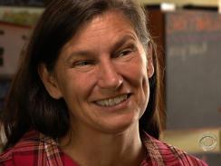 Pam Dorr, entrepreneur of Hero Bike/CBS News
