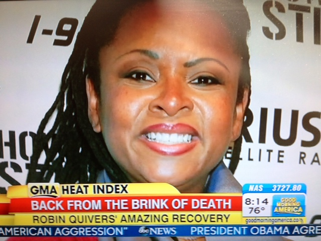 robin quivers 2015